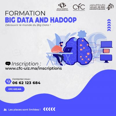 formation big data and Hadoop formation informatique formation professionnelle