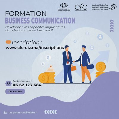 formation business communication formation professionnelle
